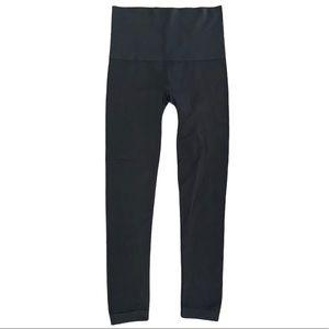 Bagatelle Seamless Stretch High Rise Black Legging